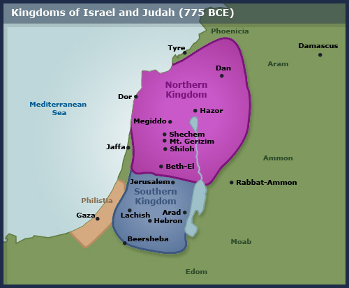 Bible Maps-Onsite | Precept Austin on israel split into two kingdoms, map of ancient canaan, map of judah, map moab bethlehem judah, israel divided into two kingdoms,