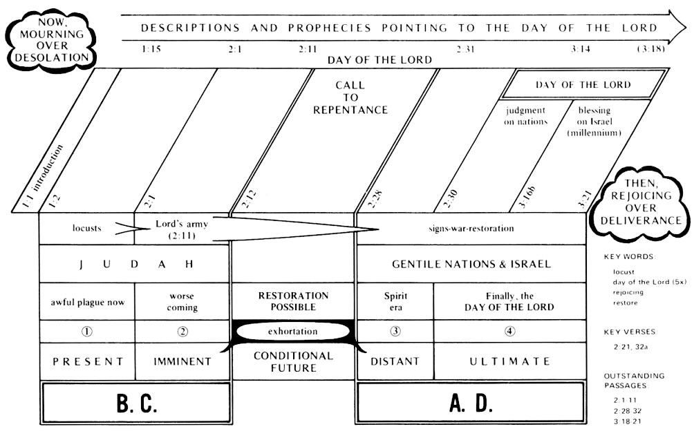 Joel Commentaries & Sermons | Precept Austin