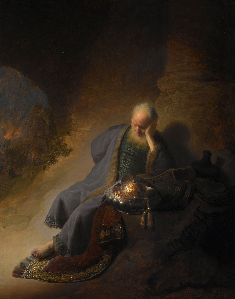 Lamentations Devotionals & Sermon Illustrations   Precept Austin
